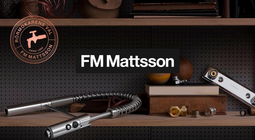 Exempelsida från FM Mattssons presentation