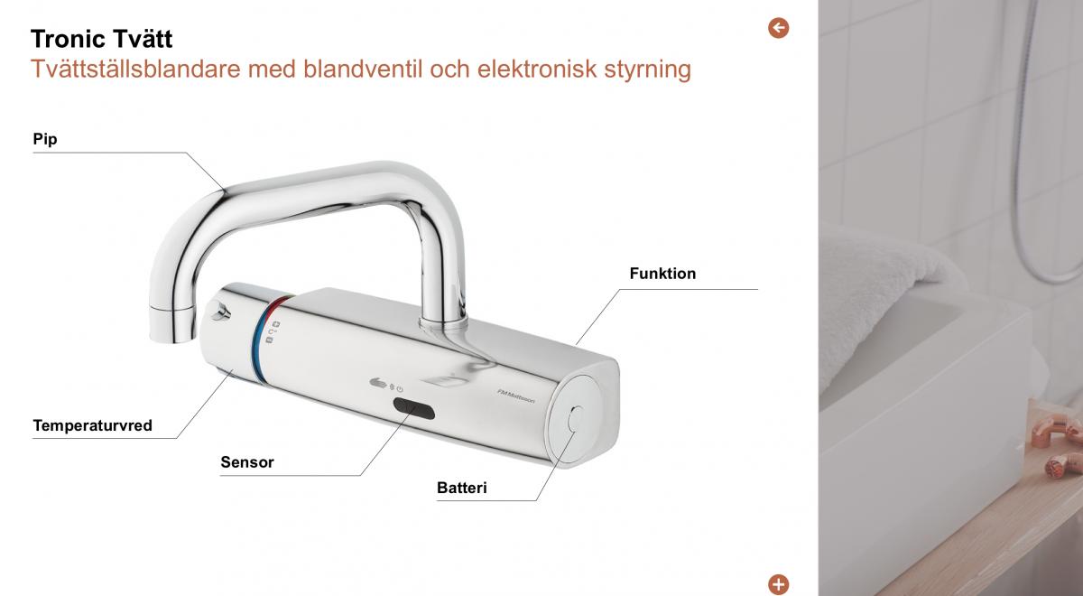 Exempelsida med kran i 3D från FM Mattssons presentation
