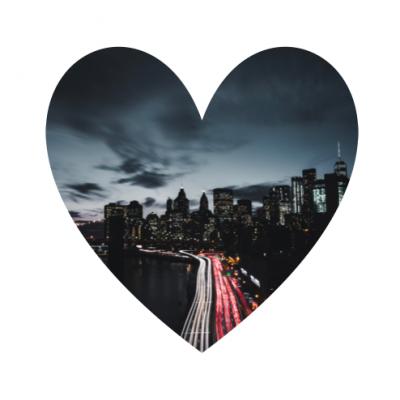 bild beskuren som ett hjärta