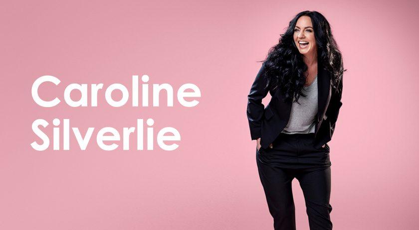 Caroline silverlie presenterar