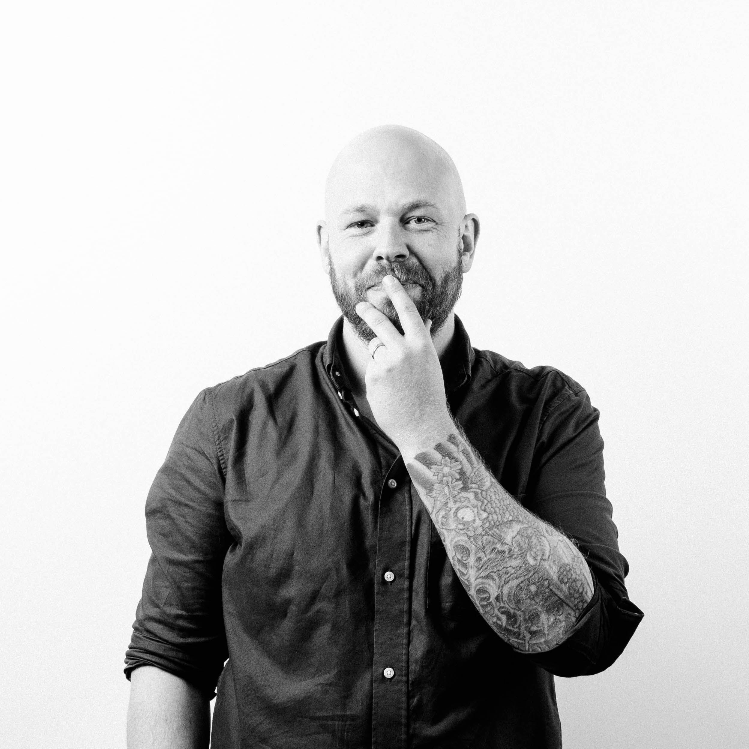 Daniel Garpebring