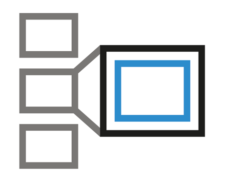 Microsoft Powerpoint avsnittszoom